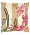 Cushion cover Orchid flower