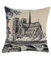 Housse de coussin Notre Dame