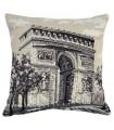 Cushion cover Arc de Triomphe
